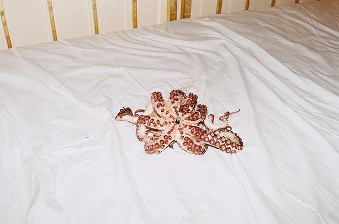 Juergen Teller: Octopussy, Rome, 2008Courtesy of Juergen Teller