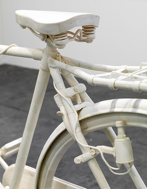 adel-abdessemed-carves-camel-bone-bicycle-designboom-07