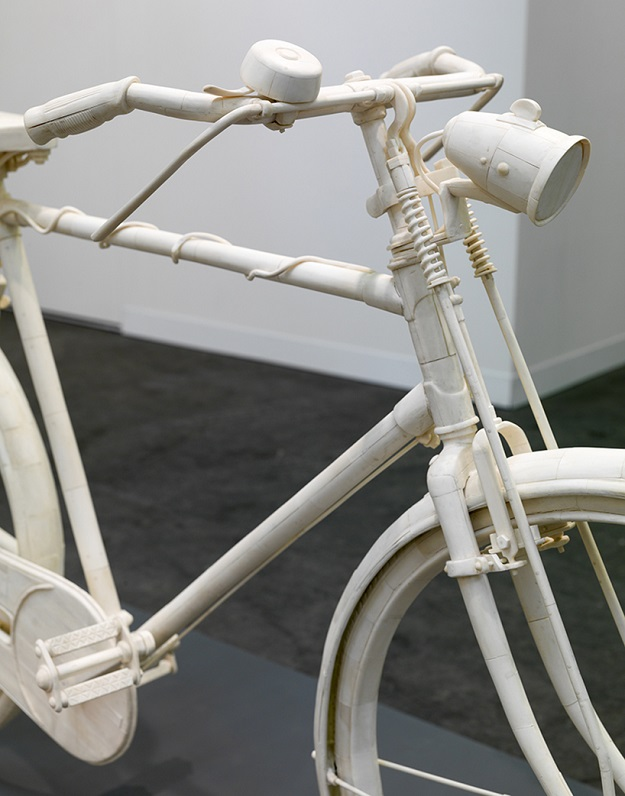 adel-abdessemed-carves-camel-bone-bicycle-designboom-08