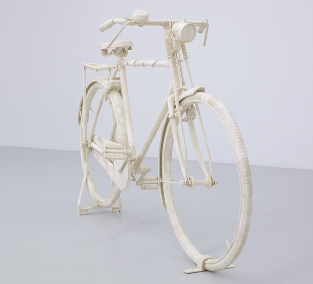 adel-abdessemed-carves-camel-bone-bicycle-designboom-09