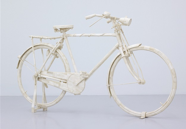 adel-abdessemed-carves-camel-bone-bicycle-designboom-10