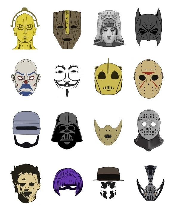 Bens masks1